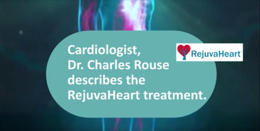 Dr Rouse Describes the Actual RejuvaHeart™ Procedure